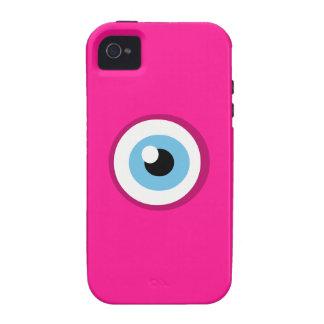 Monster Flip - Jitterings - Mate Case iPhone 4/4S Covers