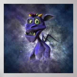 Monster Friend Poster