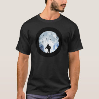 Monster Full Moon Shirt