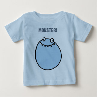 Monster Funny Baby Clothes T Shirt