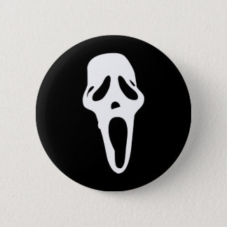 Monster - Ghost 6 Cm Round Badge
