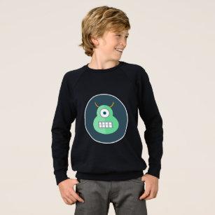 Monster Halloween Sweatshirt