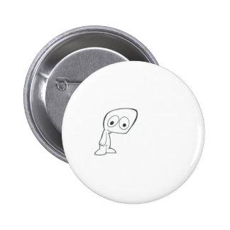 monster_happy.jpg 6 cm round badge