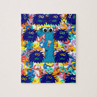 Monster Jigsaw Puzzle