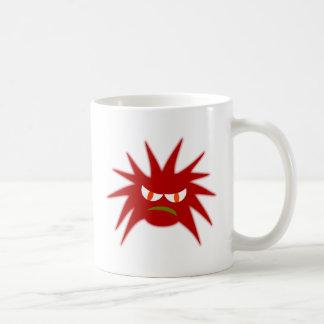 Monster Klecks blob Basic White Mug