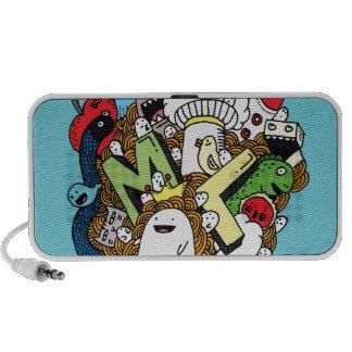 Monster Land Laptop Speakers