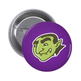 Monster Love 6 Cm Round Badge