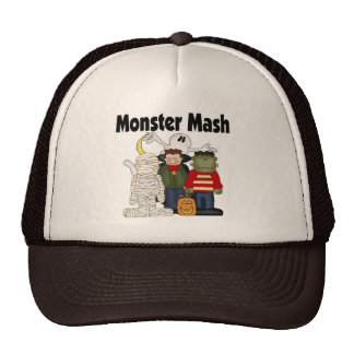 Monster Mash Trucker Hats