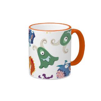 Monster Mash Ringer Mug