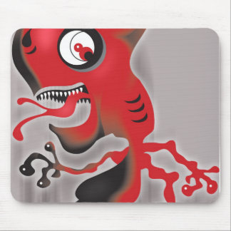 Monster Mouse Mouse Pad