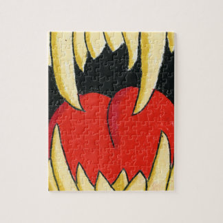 MONSTER MOUTH puzzle