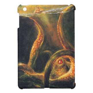 Monster Octopus iPad Mini Covers