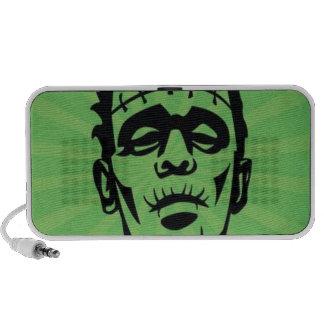Monster of frankenstein design portable speaker