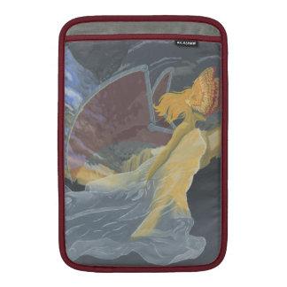 Monster of the Sky Macbook Sleeve