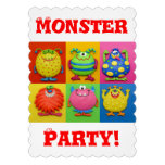 Monster Party Announcement