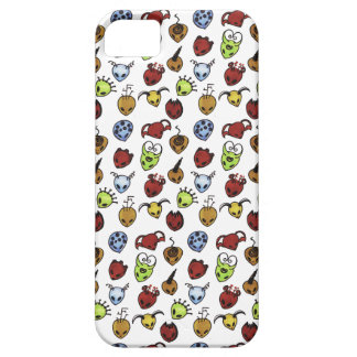Monster Pattern iPhone 5 Cases