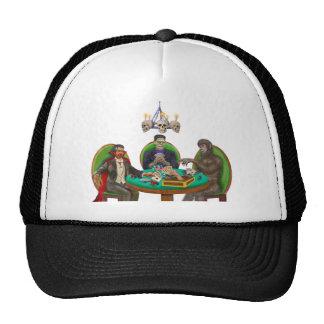 MONSTER POKER .PNG HAT