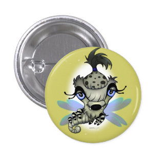 Monster Queen Horsha Monstre Collection 3 Cm Round Badge