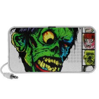 Monster Retro monsters PC Speakers