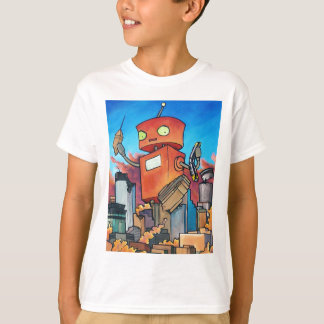 Monster Robot T-Shirt