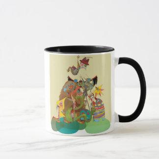 monster rush mug
