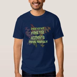 Monster Safe Driving Shirt