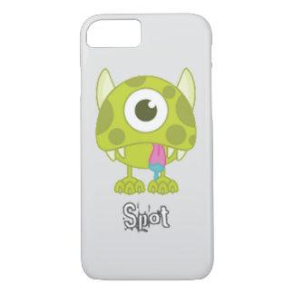"""Monster """"Spot"""" Cellphone Case"""