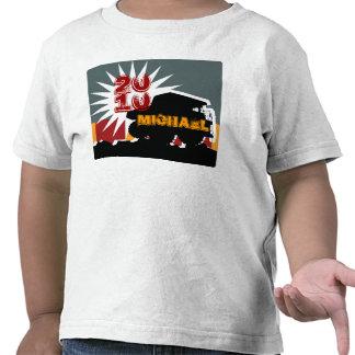 Monster Truck Birthday Party Shirt