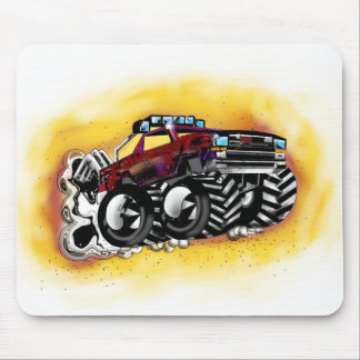 Monster Truck Mousepad