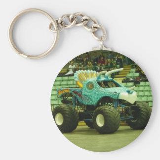 Monster Trucks! Key Ring