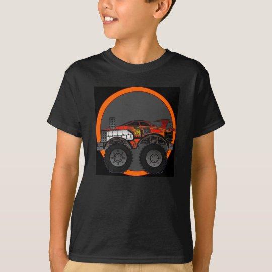 Monster Trux Rule T-Shirt