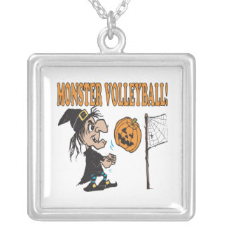 Monster Volleyball Pendant