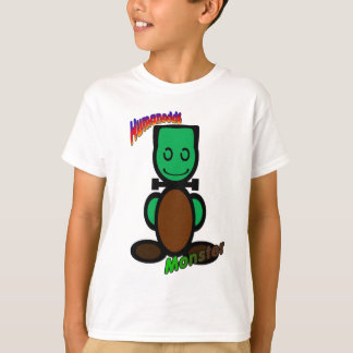 Monster (with logos) T-Shirt