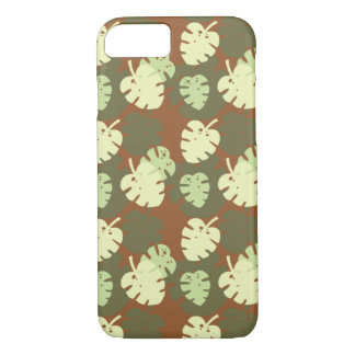 Monstera deliciosa iPhone 8/7 case
