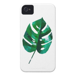 Monstera Leaf Design iPhone 4 Covers