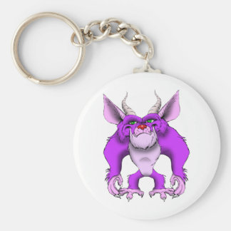 MONSTERbig copy Keychain
