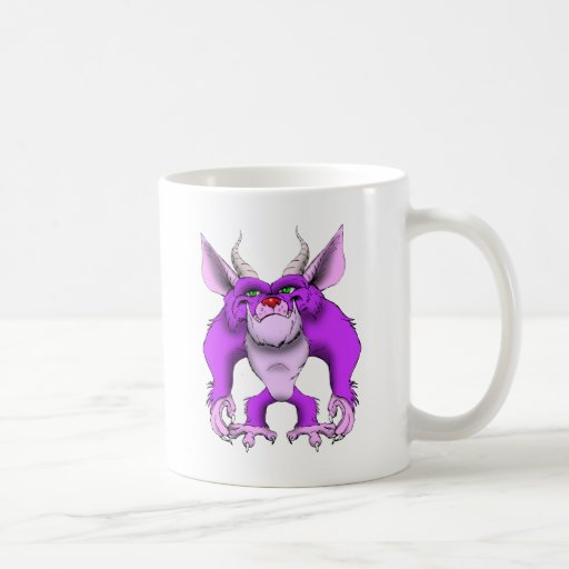 MONSTERbig copy Coffee Mugs
