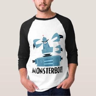 Monsterbot! White Shirt