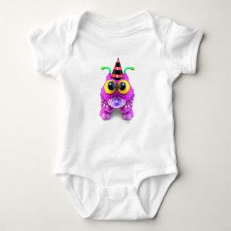Monsterlings - Poof Gots Nones Baby Bodysuit