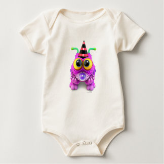 Monsterlings - Poofs Gots None Baby Bodysuit