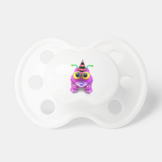 Monsterlings - Poofs Gots None Pacifier