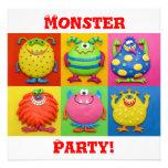 Monsters Custom Invite