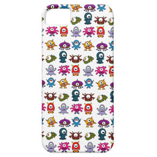 Monsters dots iPhone 5 cases