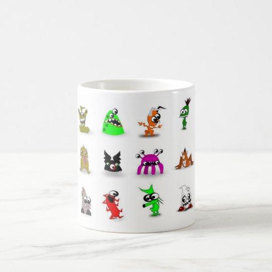 Monsters Full set Coffee Mug