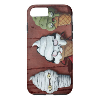 Monsters Halloween Team! iPhone 7 Case