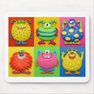 Monsters Mouse Mat