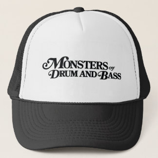 Monsters of Drum and Bass Hat