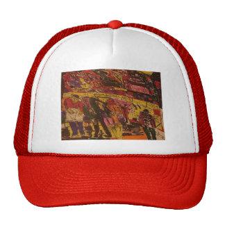 monsters stock exchange hat