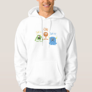 Monsters Trick-or-Treat Sweatshirt Hoody