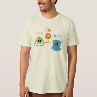 Monsters Trick-or-Treat T-shirt